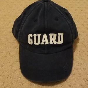 """BOGO🎉 Navy blue J. Crew """"guard"""" hat"""